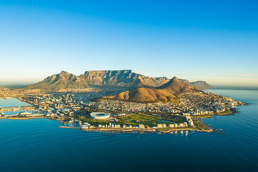 Afrique du Sud, le Monde en un seul pays