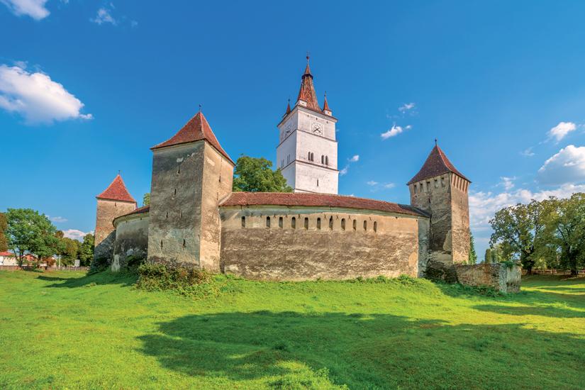 La Roumanie, découverte de la Transylvanie