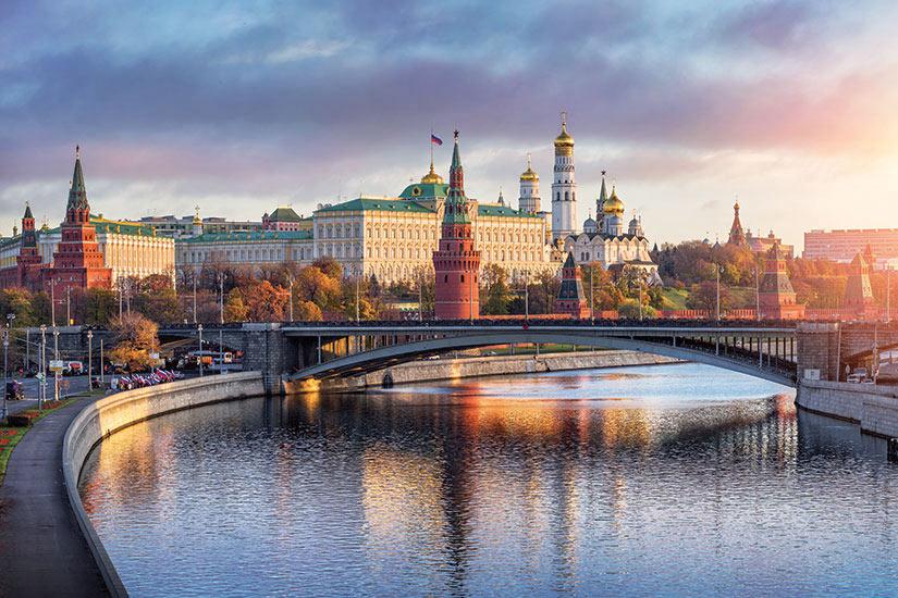 Irrésistible Russie !