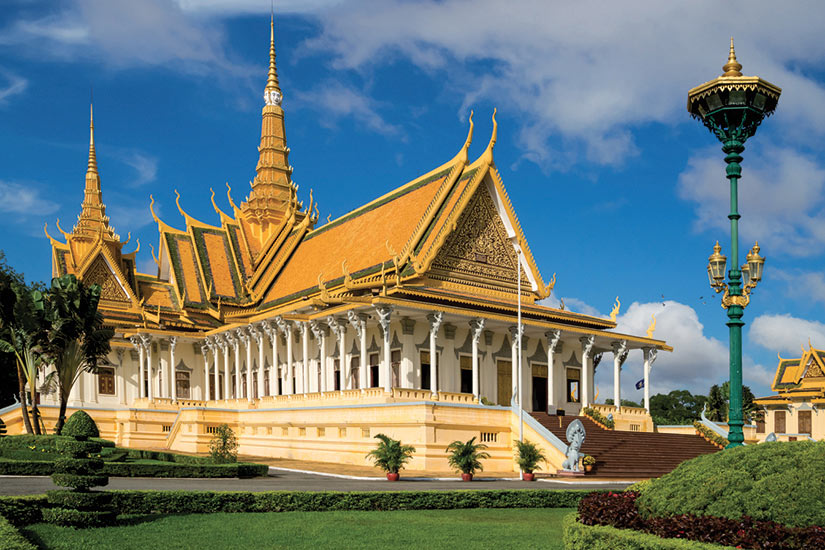 Extrêmement Circuit Cambodge - Vietnam : Vietnam et Cambodge, Richesses du  TF55