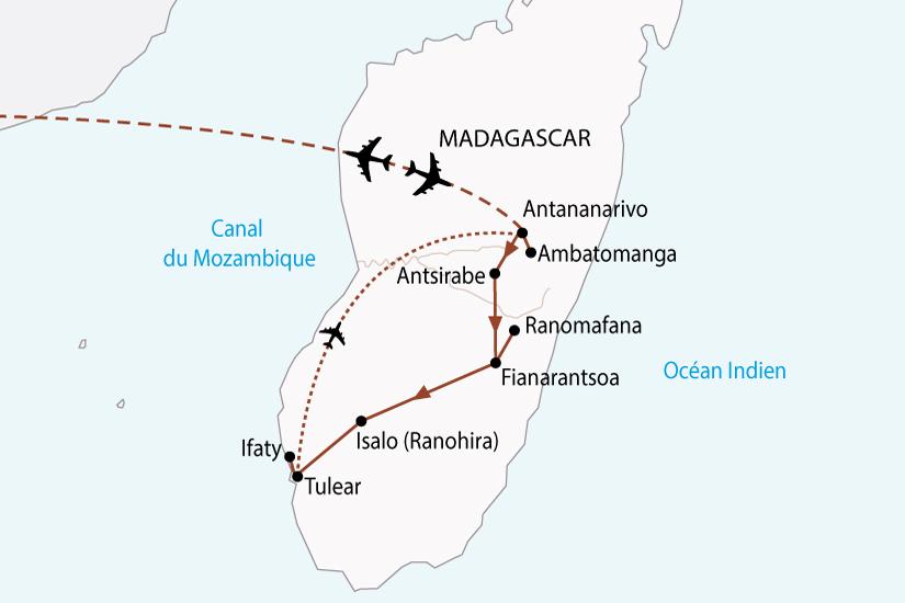 Merveilles de Madagascar
