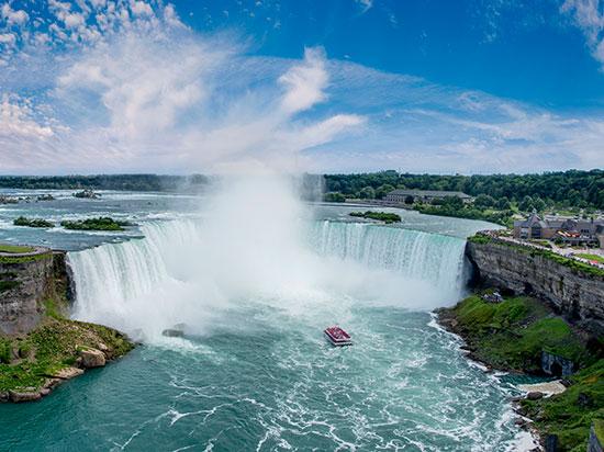 Image  Summer Niagara Cruises