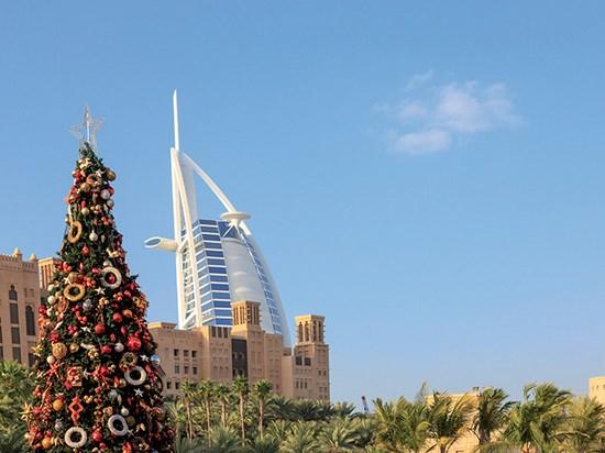 Image  emirats arabes unis dubai nouvel an