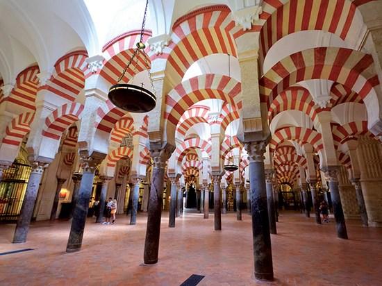 Image  esapgne cordoue mosquee