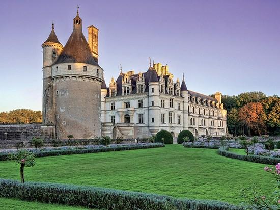 Image  france chateau de chenonceau