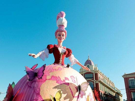 Image  france nice carnaval