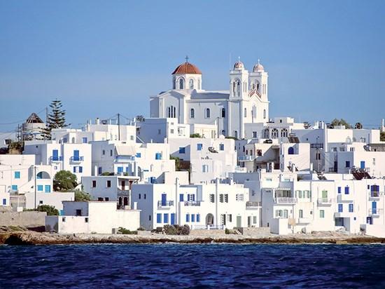 Image  grece paros