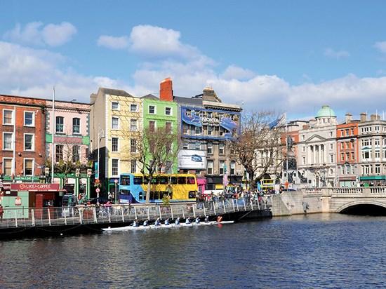 Image  irlande dublin