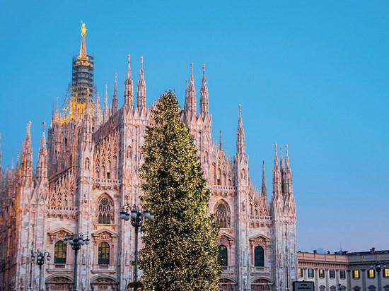 Image  italie milan dome