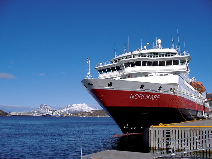 Image  norvege express cotier