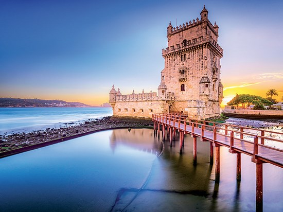 Image  portugal lisbonne  tour beem