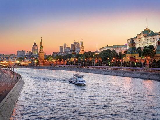 Image  russie moscou kremlin et moskova