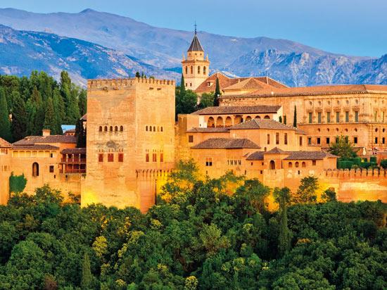 Image Alhambra Grenade