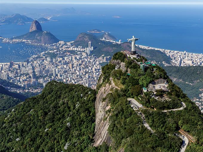 Image Amerique Latine Brasil Rio de Janeiro