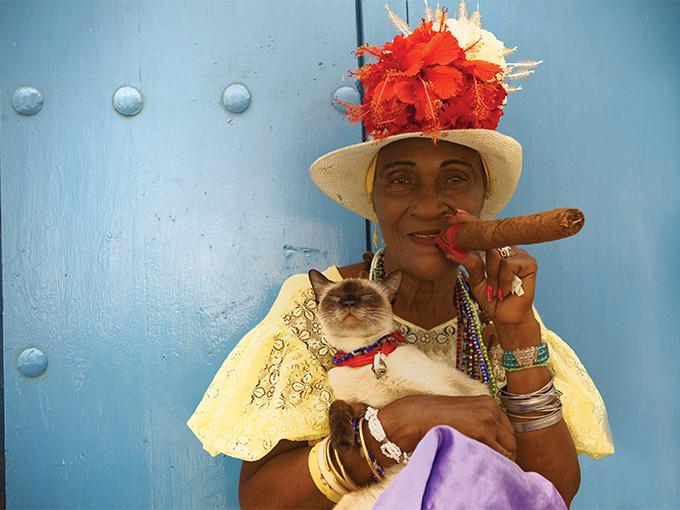 Image Amerique Latine Caraibes Cuba la cigare cubain