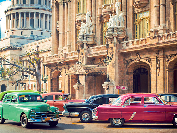 Image Amerique Latine Cuba La Havane