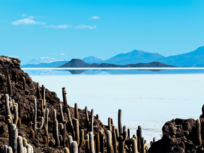 Image Amerique Latine Perou Bolovie le salar Uyuni