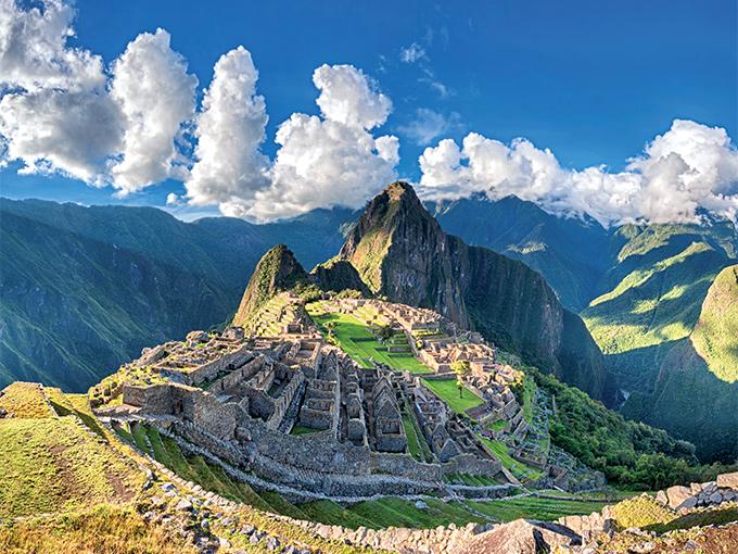 Image Amerique Latine Perou le Machu Picchu