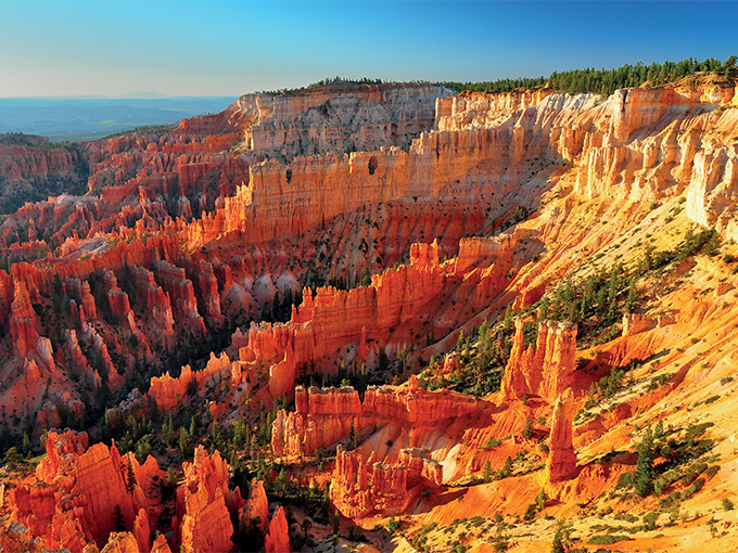 Image Amerique du Nord Bryce Canyon