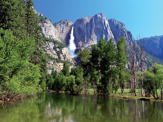 Image Amerique du Nord Etats unis Yosemite National Park