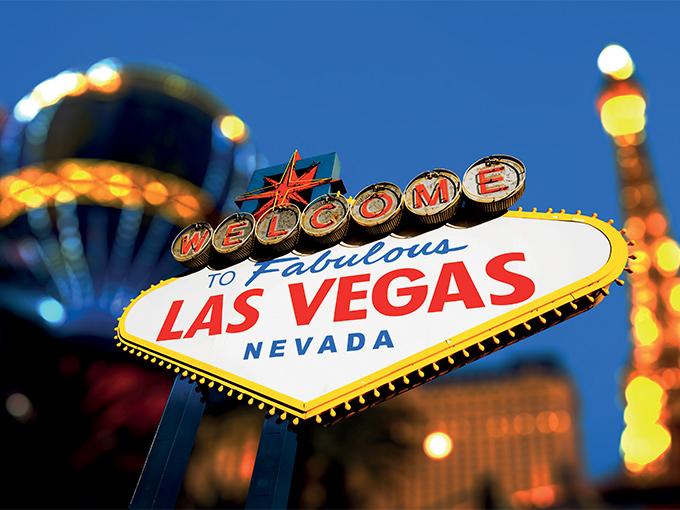 Image Amerique du Nord le strip Las Vegas
