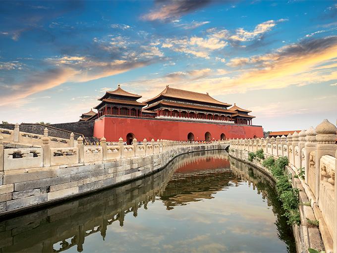 Image Asie Chine Coree du Nord Pekin