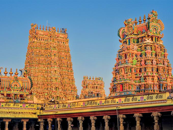 Image Asie Inde Madurai