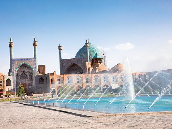 Image Asie Iran Ispahan
