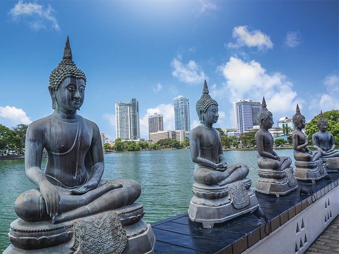 Image Asie Sri Lanka Colombo