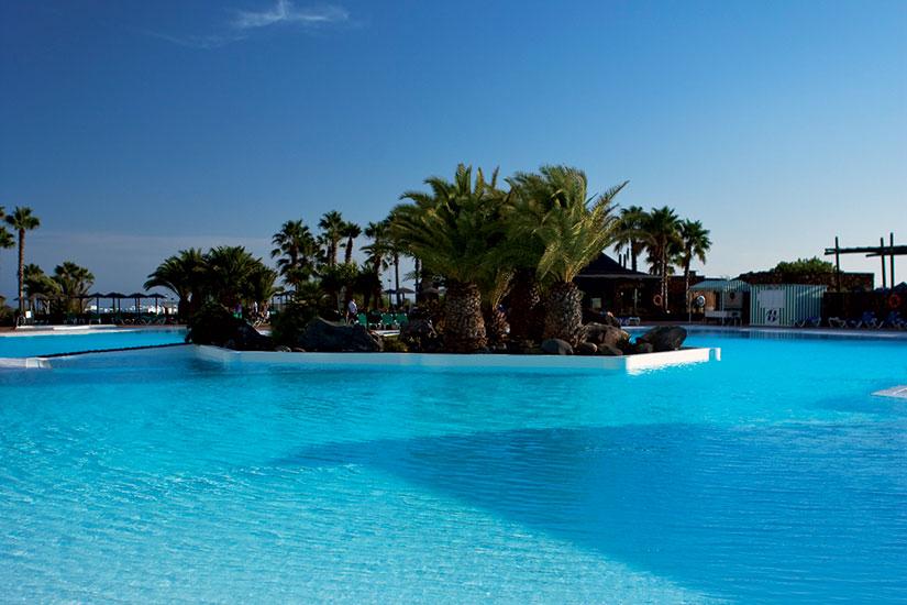 Image Espagne canaries hotel beatriz costa vue ensemble piscine