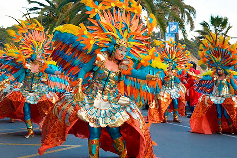 Image Espagne lloret de mar carnaval 02
