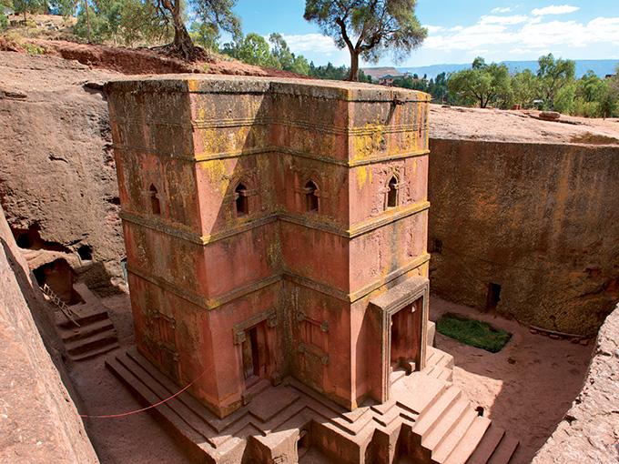 Image Ethiopie lalibela