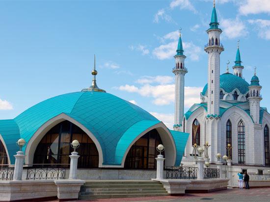 Image Kazan Mosquee Qolsarif