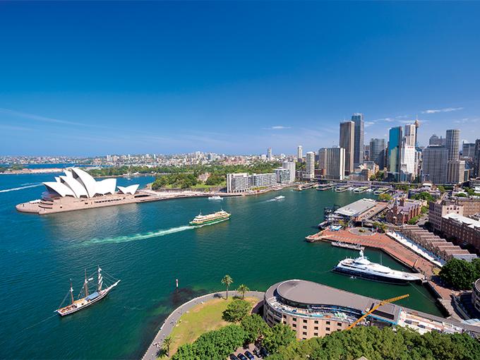 Image Oceanie Australe sydney