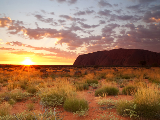 Image australie ayers rock
