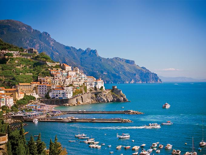 Image europe italie cote amalfitaine