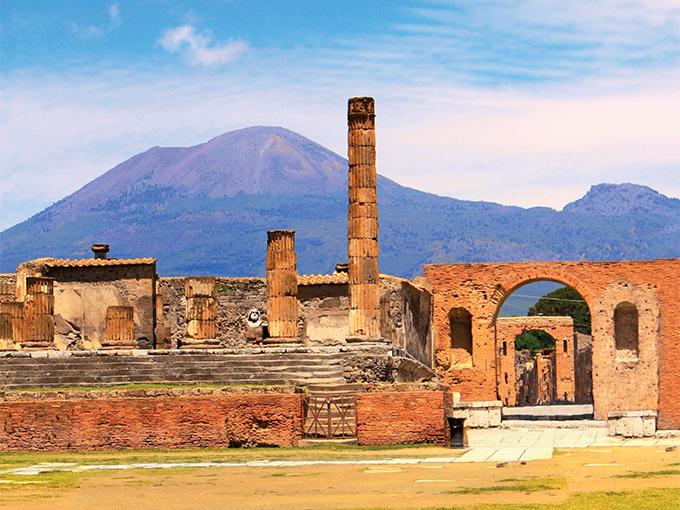 Image europe italie pompei