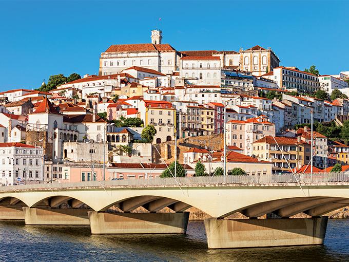 Image europe portugal coimbra