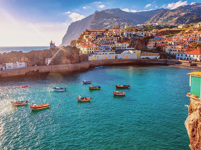 Image europe portugal madere ile aux fleurs