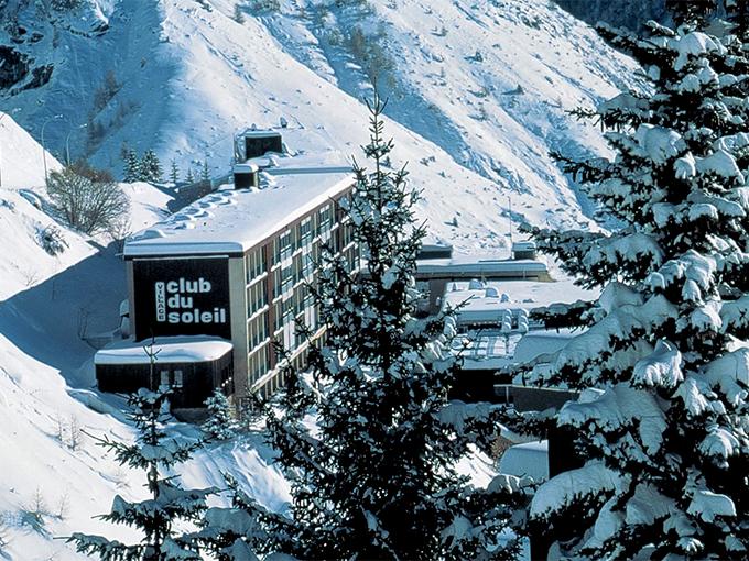 Image france hautes alpes orcieres  villages clubs du soleil village