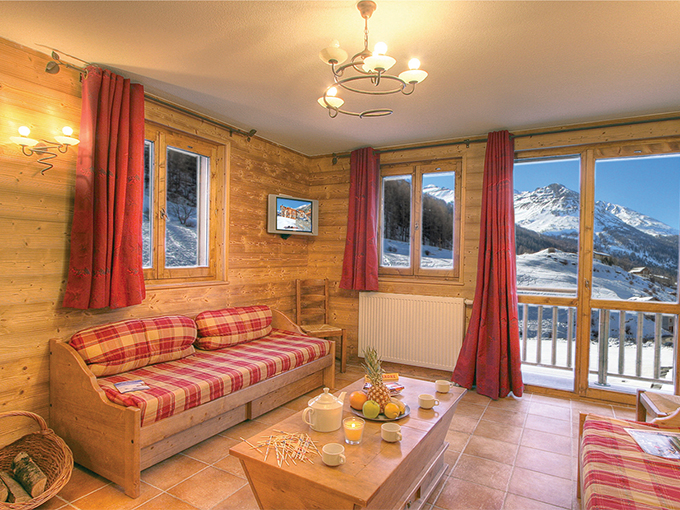 Image france savoie val cenis les balcons de val cenis village salon