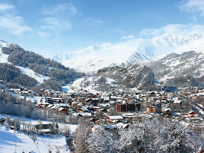 Image france savoie val cenis village village