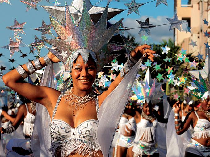 Image guadeloupe carnaval de pointe a pitre grande terre guadeloupe