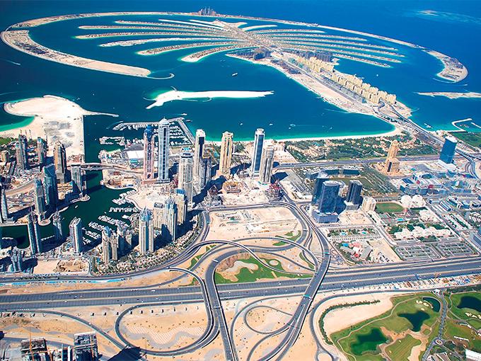Image moyen orient emirats arabes unis dubai