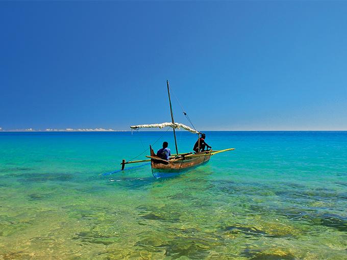 Image ocean indien madagascar nosy be