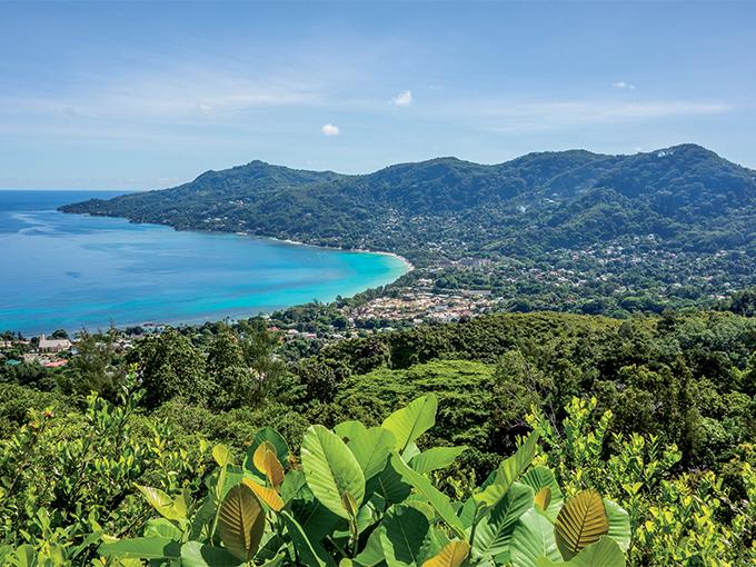 Image ocean indien seychelles beau vallon mahe