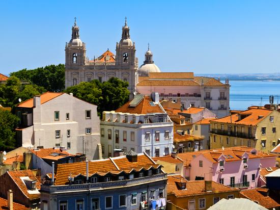 S jour lisbonne au portugal week end lisbonne 4 for Sejour complet portugal
