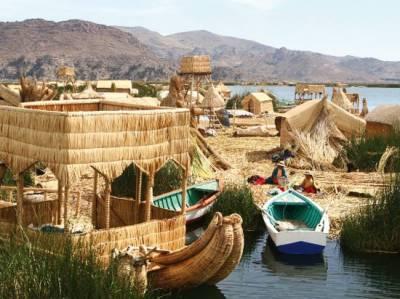 Image scolaire  lac.titicaca