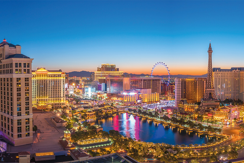 image 1 Vue aerienne de la bande de Las Vegas 17 as_123858378