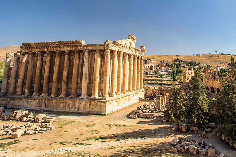 image 1 liban baalbek temple Bacchus 13 as_86712722
